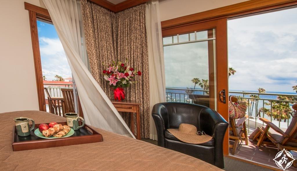 الفنادق في جزيرة كاتالينا - فندق أفالون
