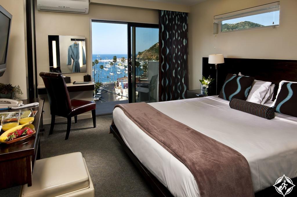 الفنادق في جزيرة كاتالينا - فندق أورورا