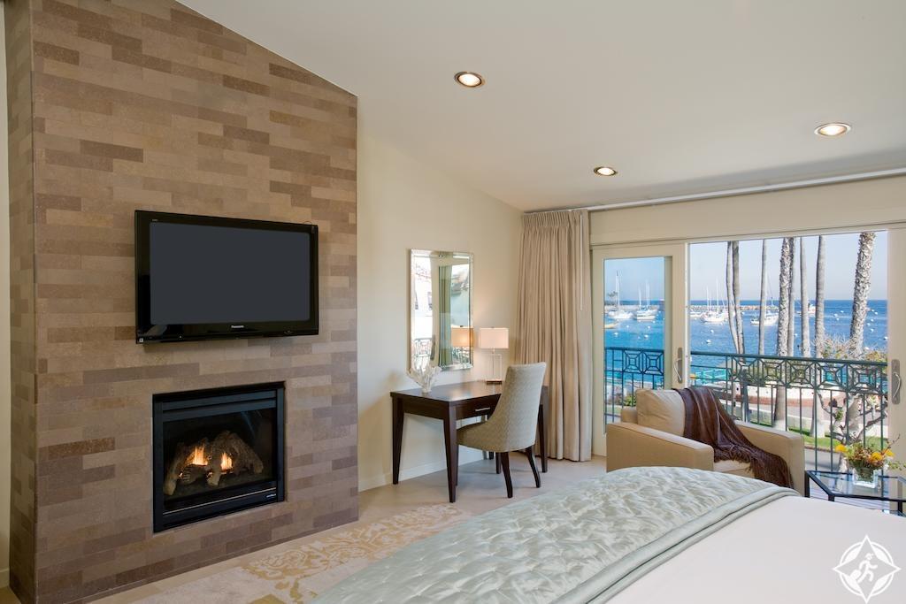 الفنادق في جزيرة كاتالينا - فندق متروبول