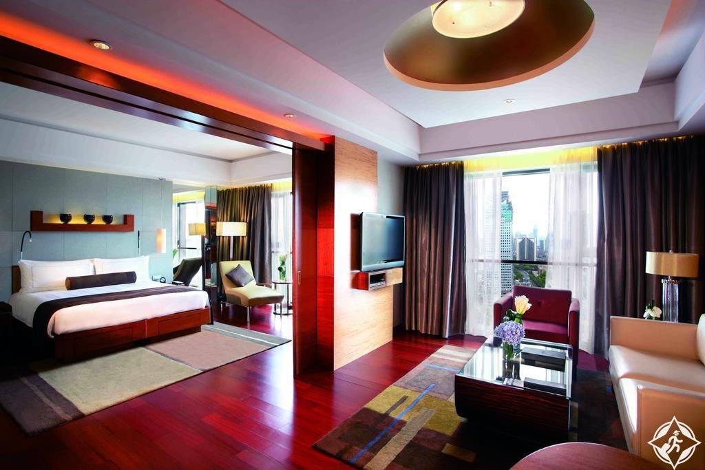 الفنادق في شنغهاي - سويسأوتيل غراند شنغهاي