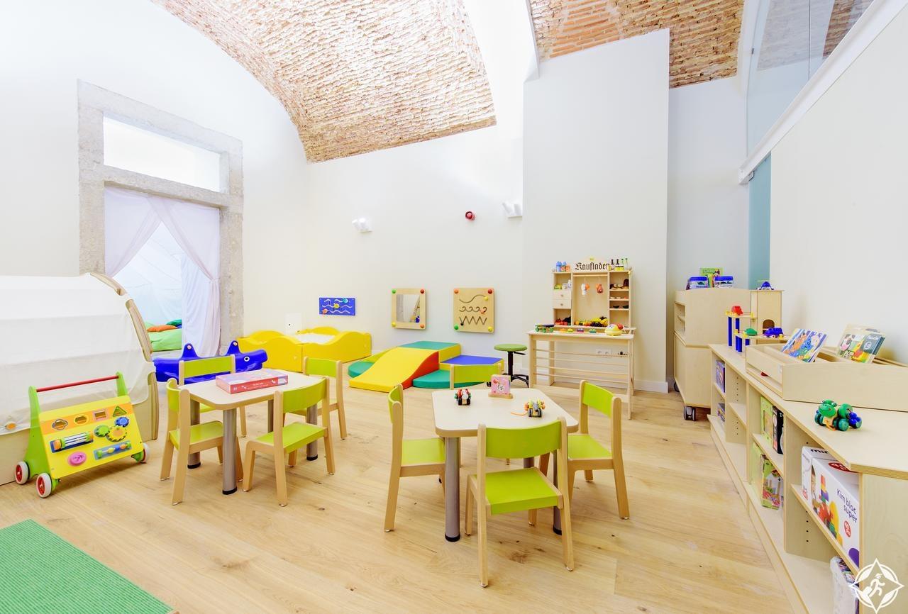 الفنادق في لشبونة - أجنحة مارتينهال لشبونة شيادو العائلية
