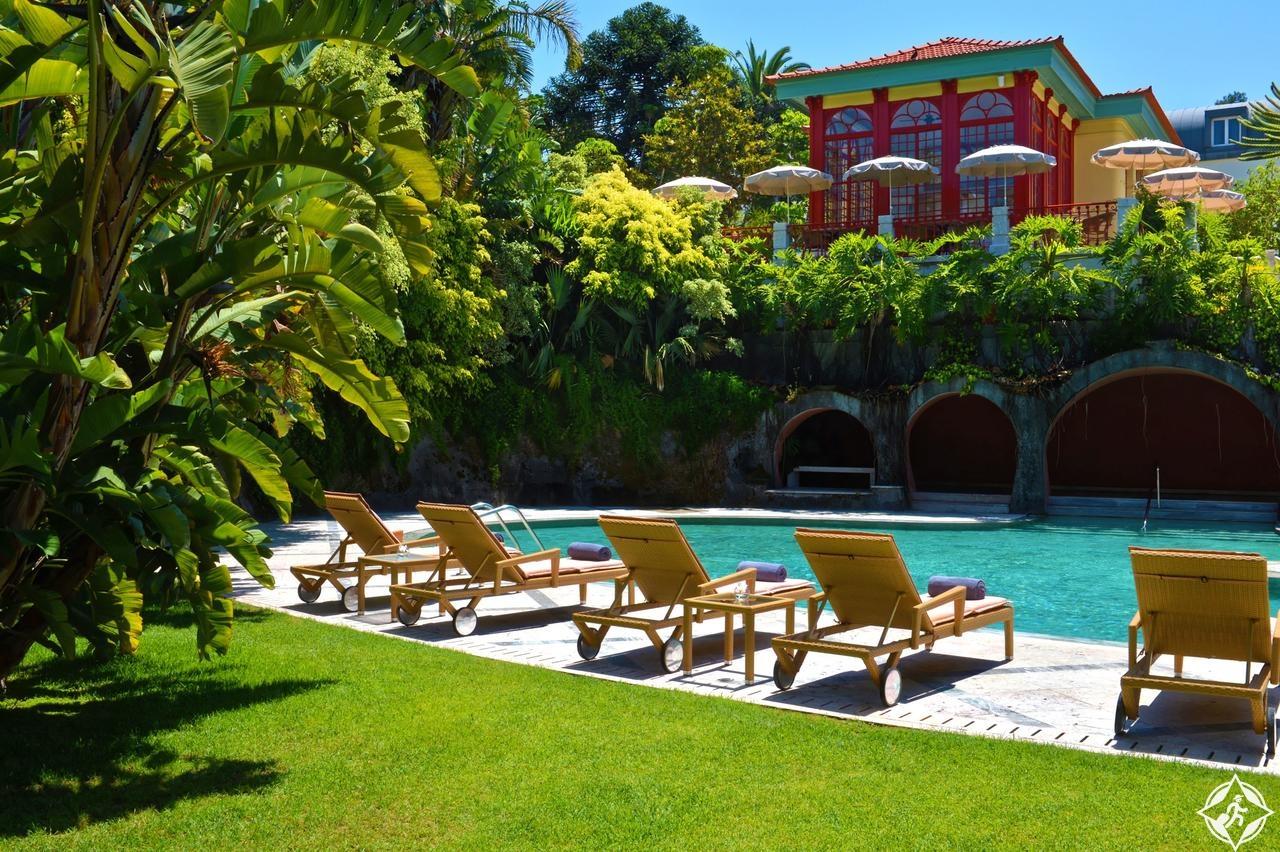 الفنادق في لشبونة - قصر بيستانا لشبونة