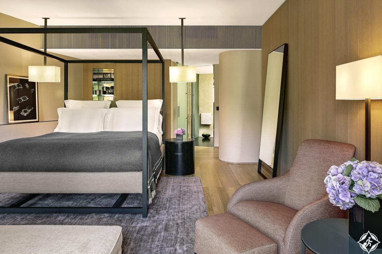 الفنادق في ميلانو - فندق بولغري ميلان