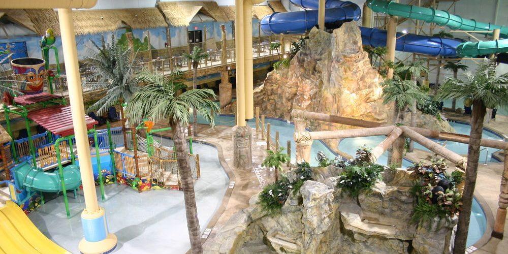 الفنادق في مينيسوتا - منتجع إدج ووتر