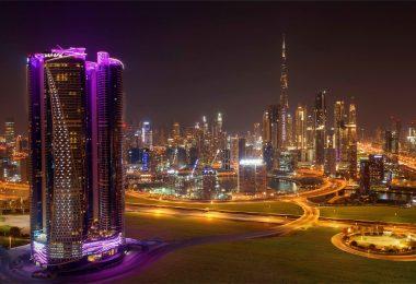 فندق باراماونت الجديد في دبي