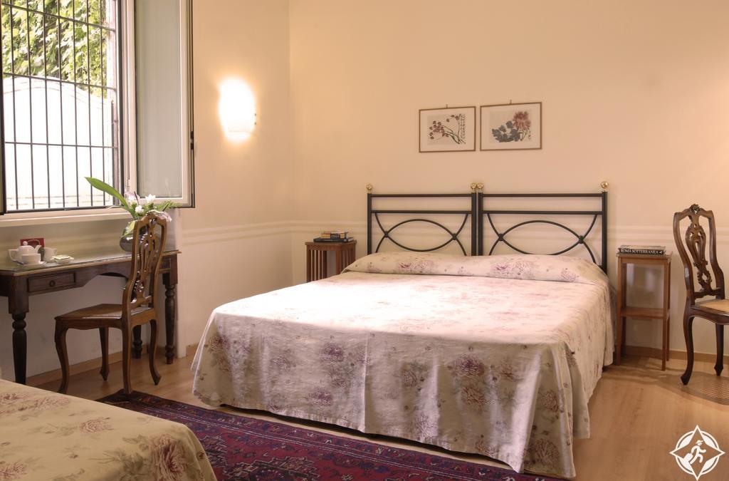 الفنادق الاقتصادية في روما - فندق لانسلوت