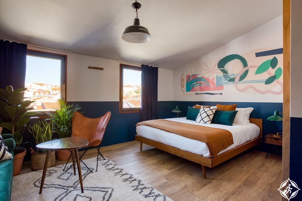 الفنادق الاقتصادية في لشبونة - سيلينا سيكريت جاردن لشبونة