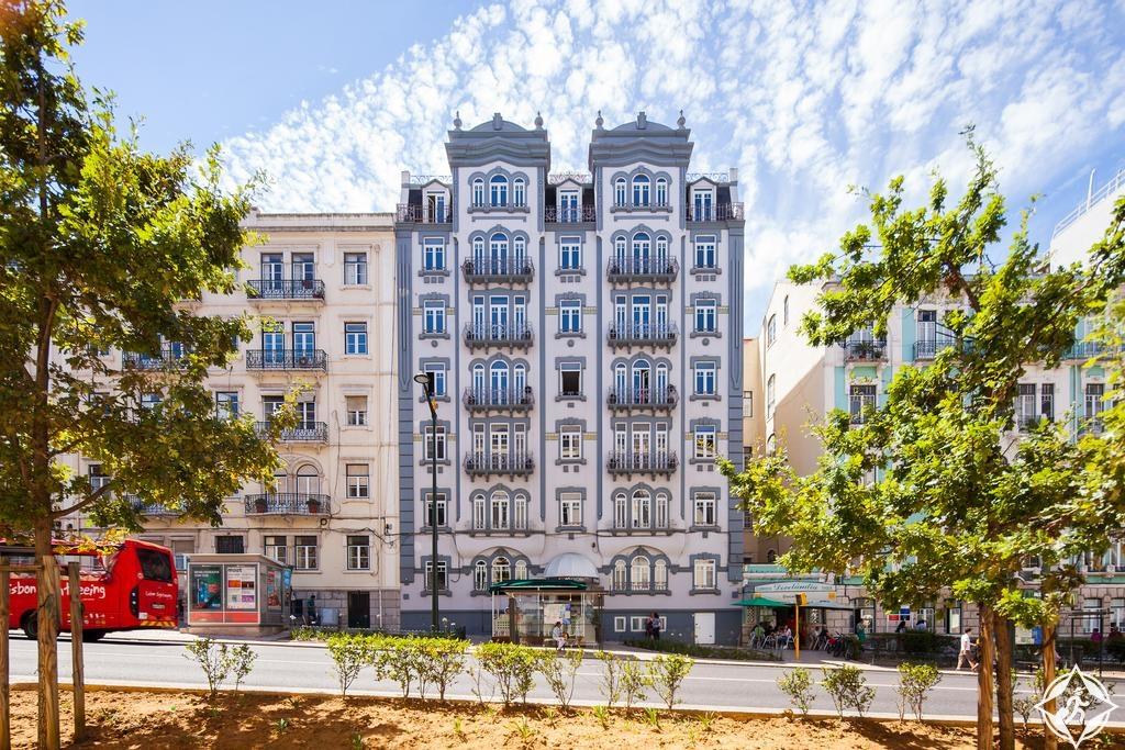الفنادق الاقتصادية في لشبونة - فندق إكسبو أستوريا