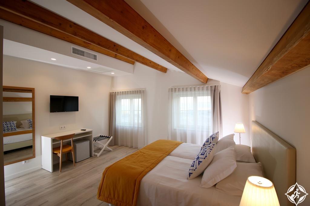 الفنادق الاقتصادية في لشبونة - فندق ريفرسايد الفاما