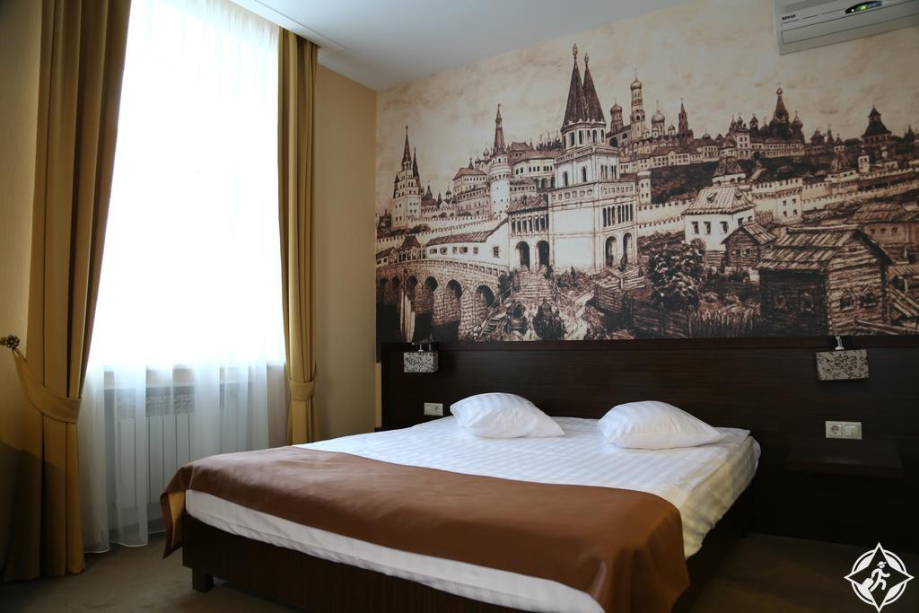 الفنادق الاقتصادية في موسكو - فندق ألتاي