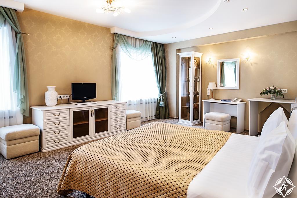 الفنادق الاقتصادية في موسكو - فندق إزمايلوفو بيتا