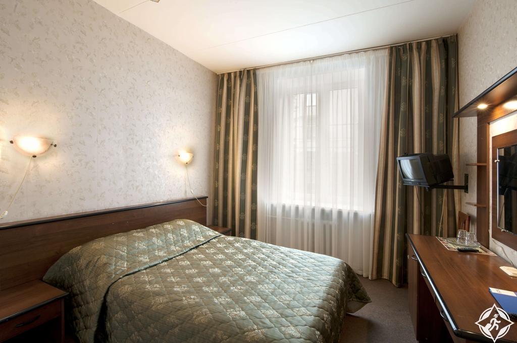 الفنادق الاقتصادية في موسكو - فندق زولوتوي كولوس