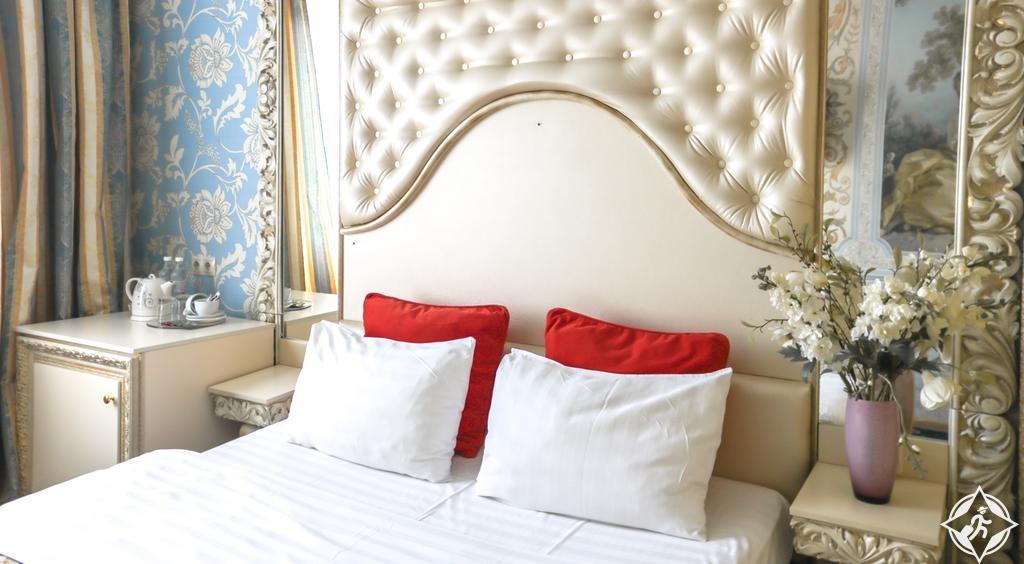 الفنادق الاقتصادية في موسكو - فندق غاليري فوييج
