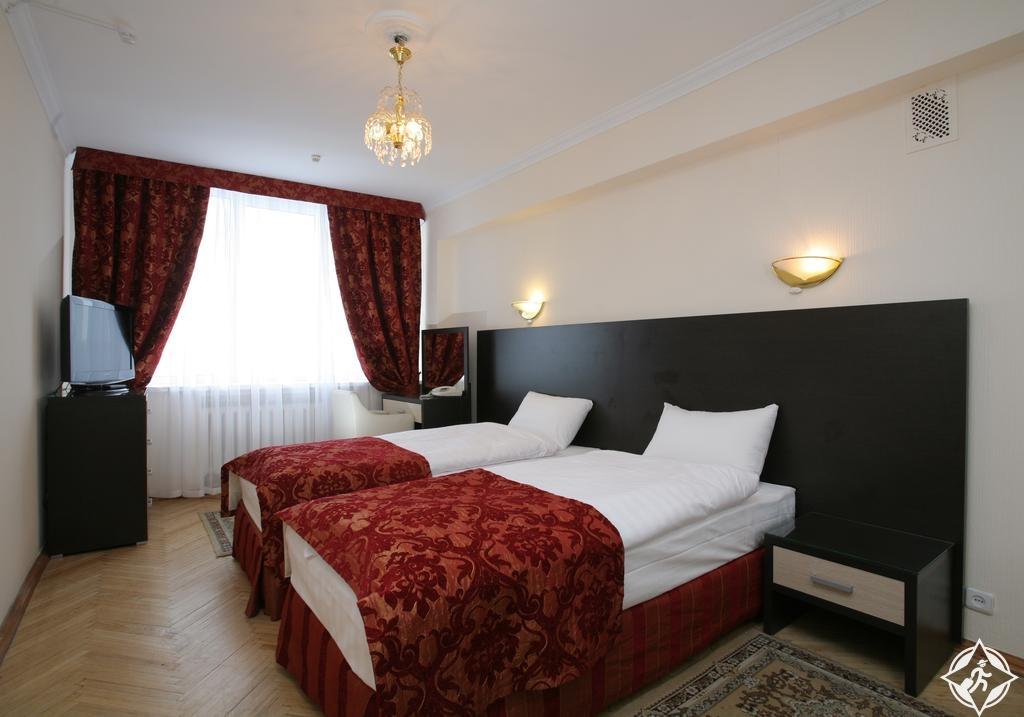 الفنادق الاقتصادية في موسكو - فندق يونيفيرسيتيتسكايا