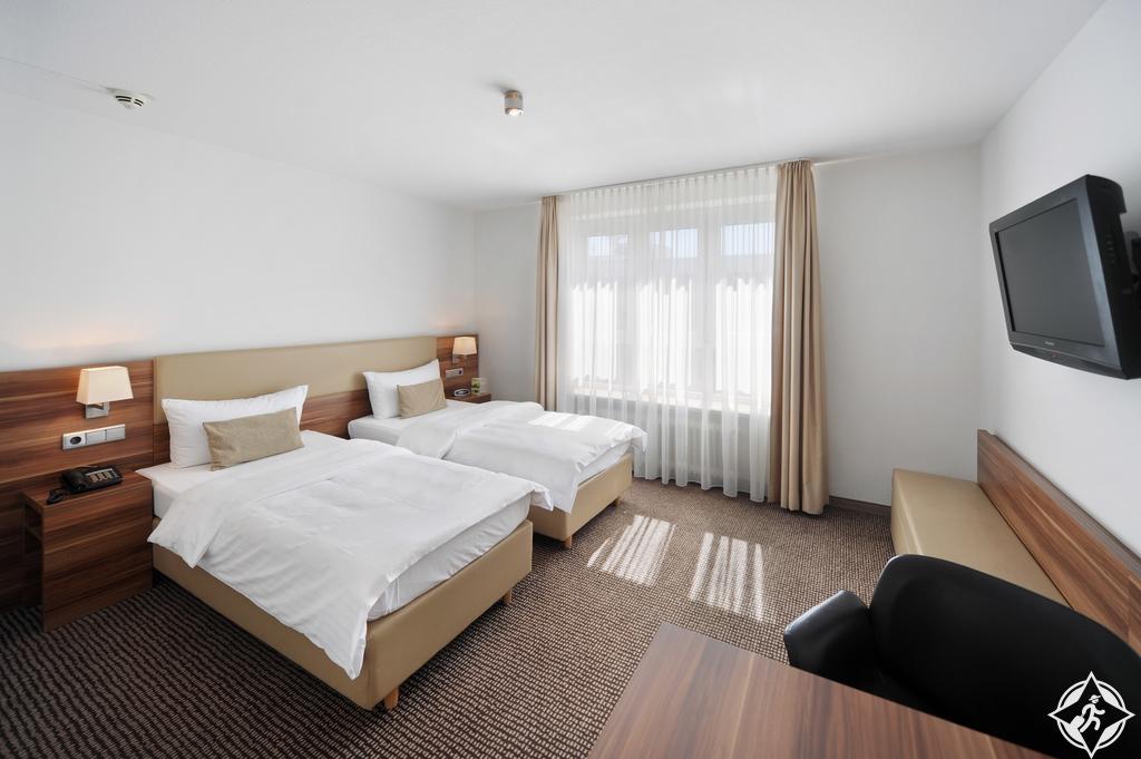 الفنادق الاقتصادية في ميونخ - فندق في فادي داون تاون ميونخ