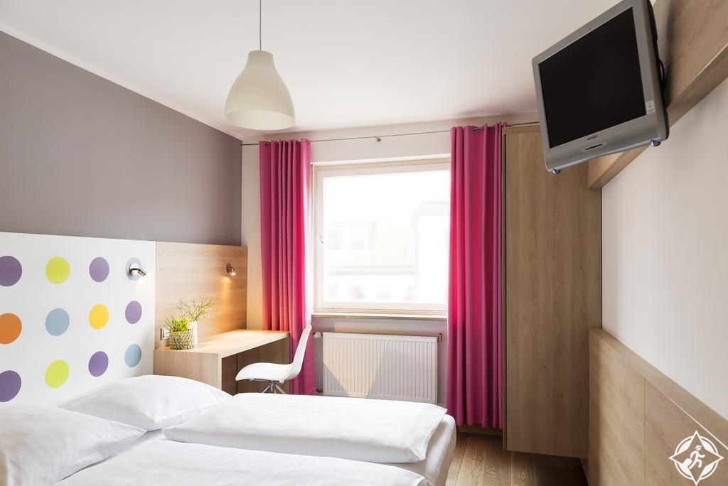 الفنادق الاقتصادية في ميونخ - فندق كرياتيف الفيل