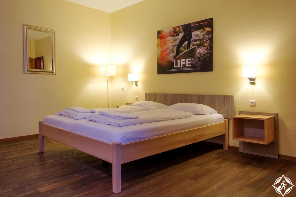 الفنادق الاقتصادية في ميونخ - فندق يورو يوث