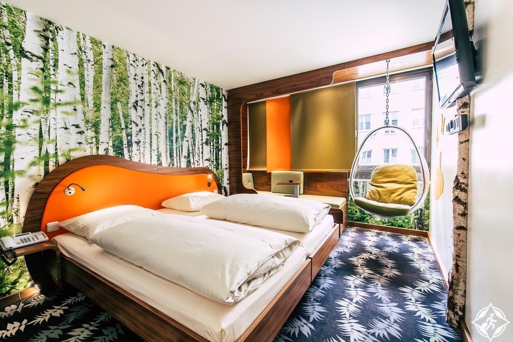 الفنادق الاقتصادية في ميونخ - كوكون ستاخوس