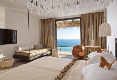 الفنادق الرومانسية في جزيرة ميكونوس - منتجع مايكونيان يوتوبيا