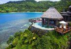 الفنادق الرومانسية في فيجي - منتجع جزيرة لاوكالا