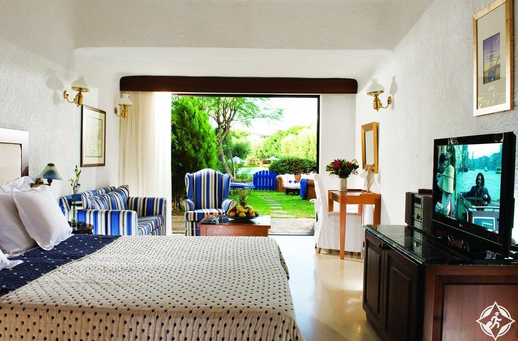الفنادق الرومانسية في كريت - قصر خليج إلوندا
