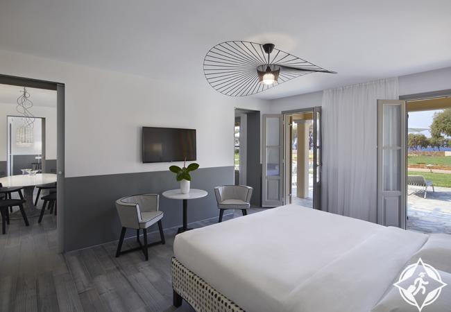 الفنادق الرومانسية في كريت - كاليمارا كريتي هوتيل آند فيليدج ريزورت