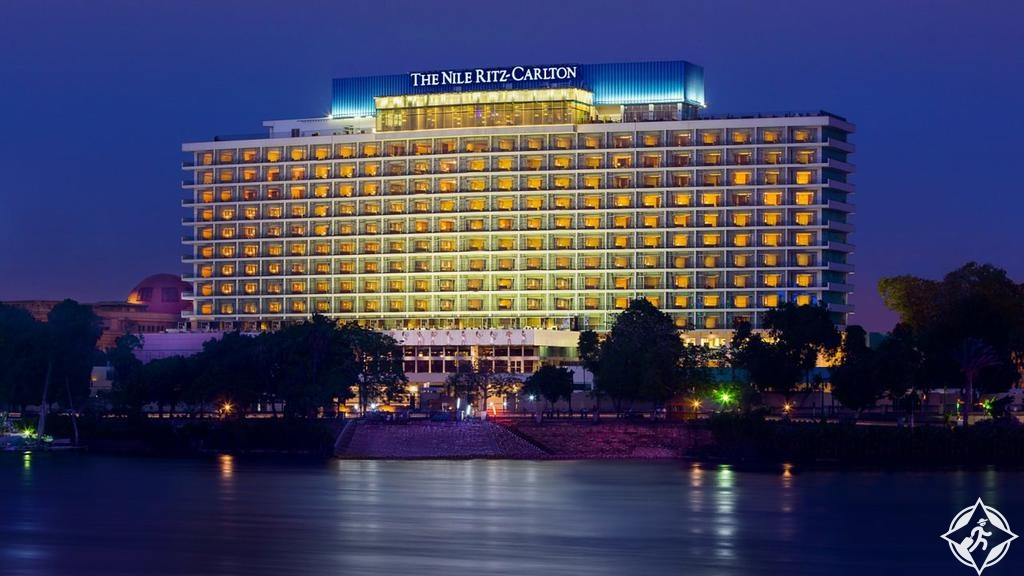 الفنادق الفاخرة في القاهرة - فندق النيل ريتز كارلتون