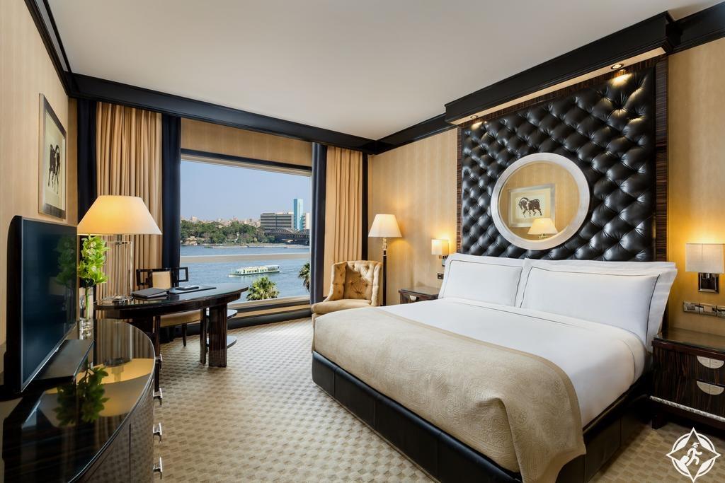 الفنادق الفاخرة في القاهرة - فيرمونت نايل سيتي