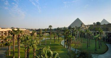 الفنادق الفاخرة في القاهرة - مينا هاوس