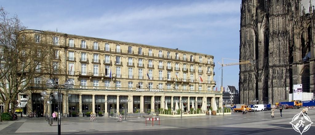 الفنادق الفاخرة في كولونيا - فندق دوم
