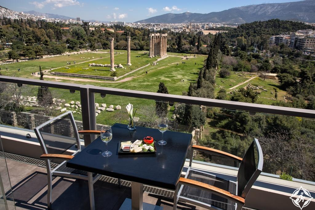الفنادق في أثينا - فندق أثينا جيت