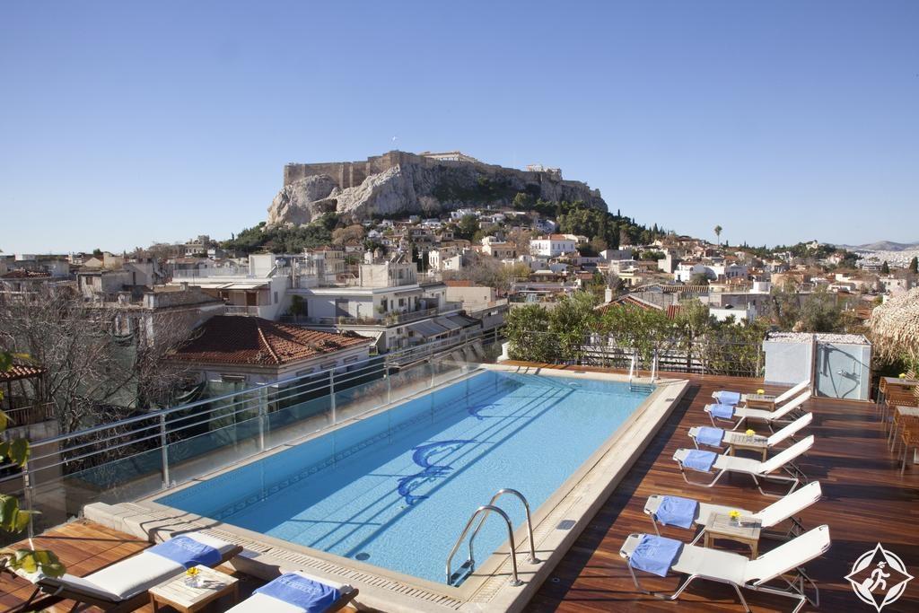 الفنادق في أثينا - فندق إليكترا بالاس