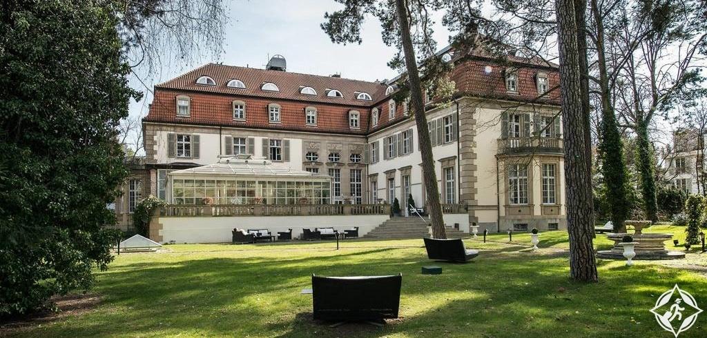 الفنادق في برلين - باتريك هيلمان شلوسهوتيل