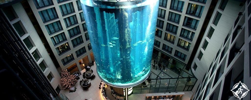 الفنادق في برلين - فندق راديسون بلو برلين