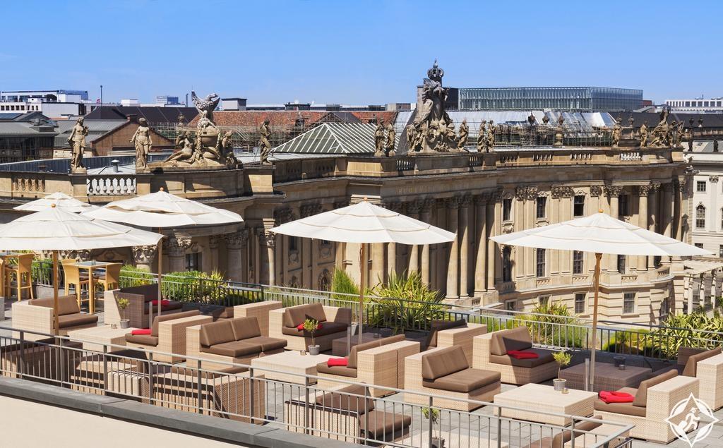 الفنادق في برلين - فندق روكو فورتيه دي روما