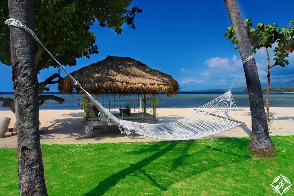 الفنادق في جزيرة لومبوك - توغو لومبوك