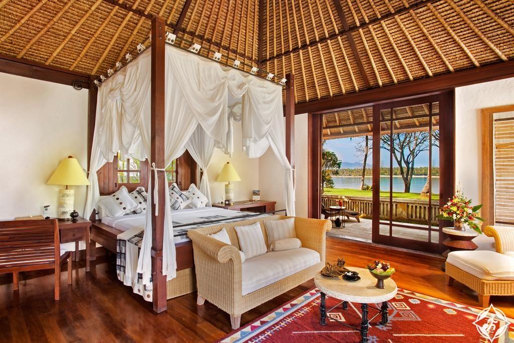 الفنادق في جزيرة لومبوك - ذا أوبروي لومبوك