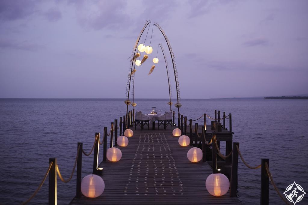 الفنادق في جزيرة لومبوك - لومبوك لودج