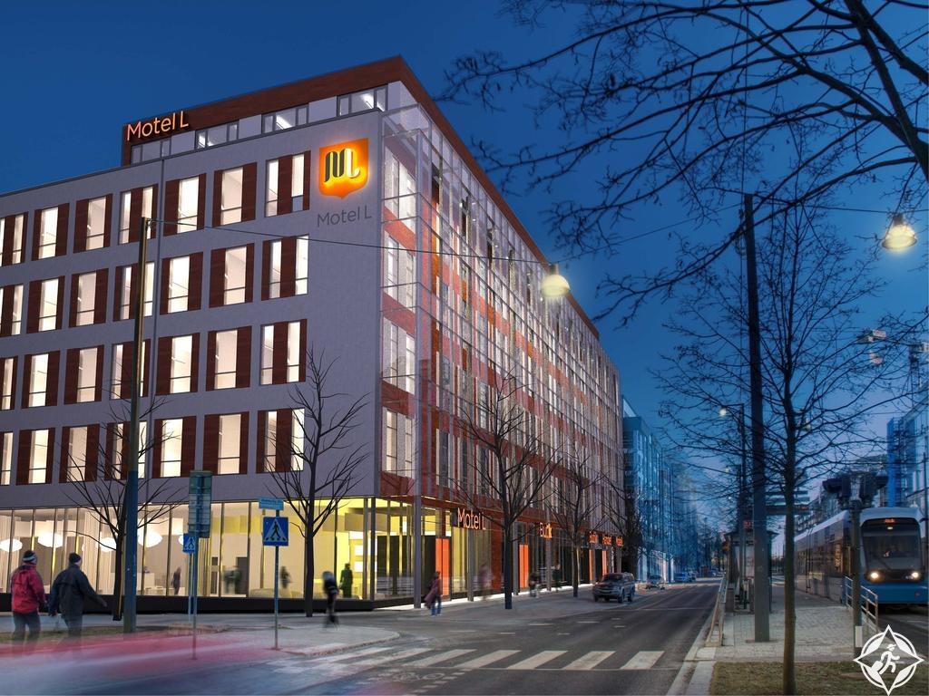 الفنادق في ستوكهولم - موتيل ال