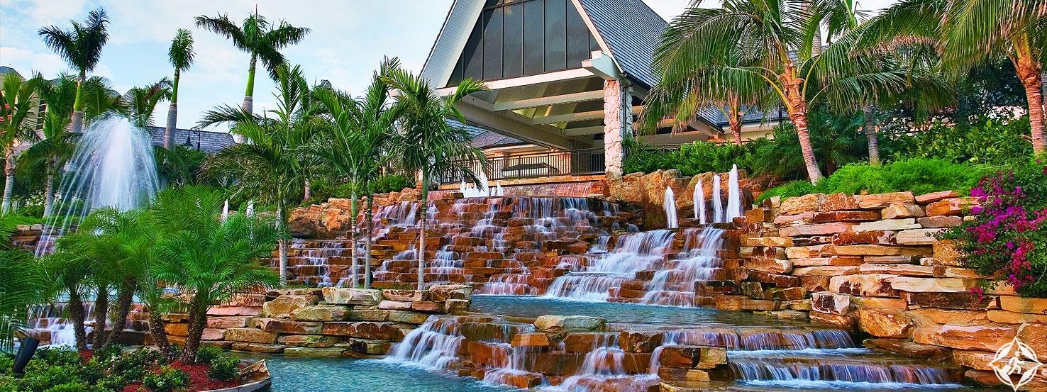 الفنادق في فلوريدا - جي دبليو ماريوت ماركو آيلاند بيتش ريزورت