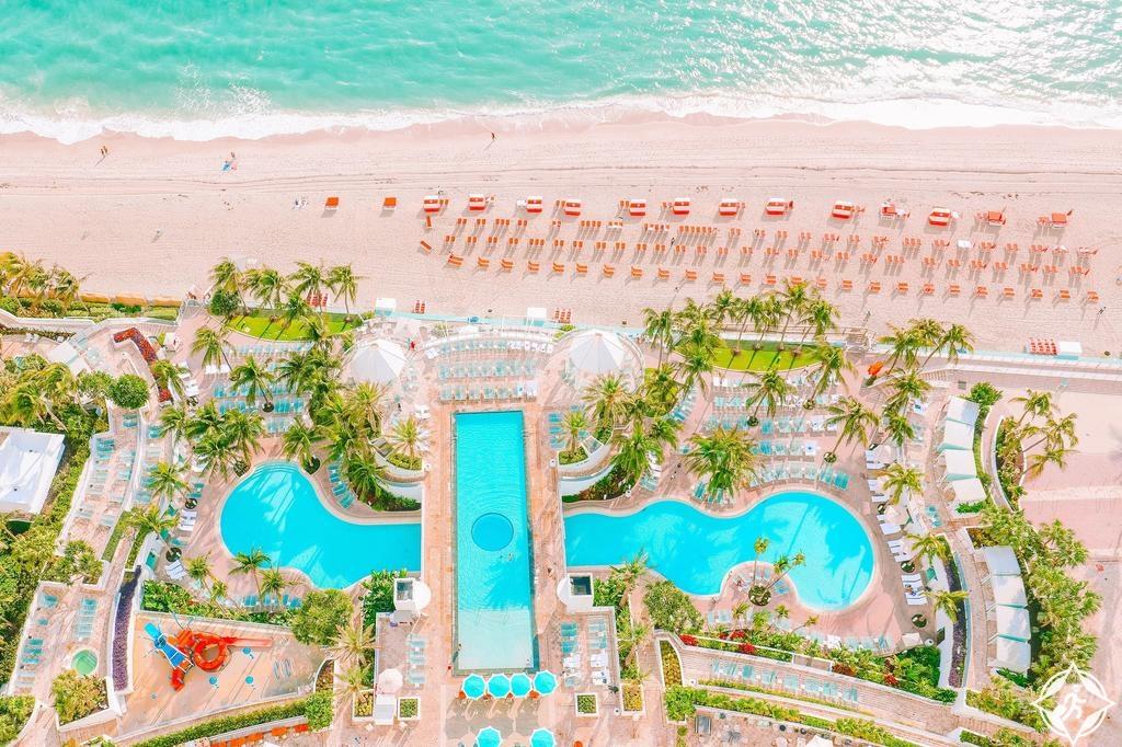 الفنادق في فلوريدا - فندق ذا ديبلومات بيتش هوليوود