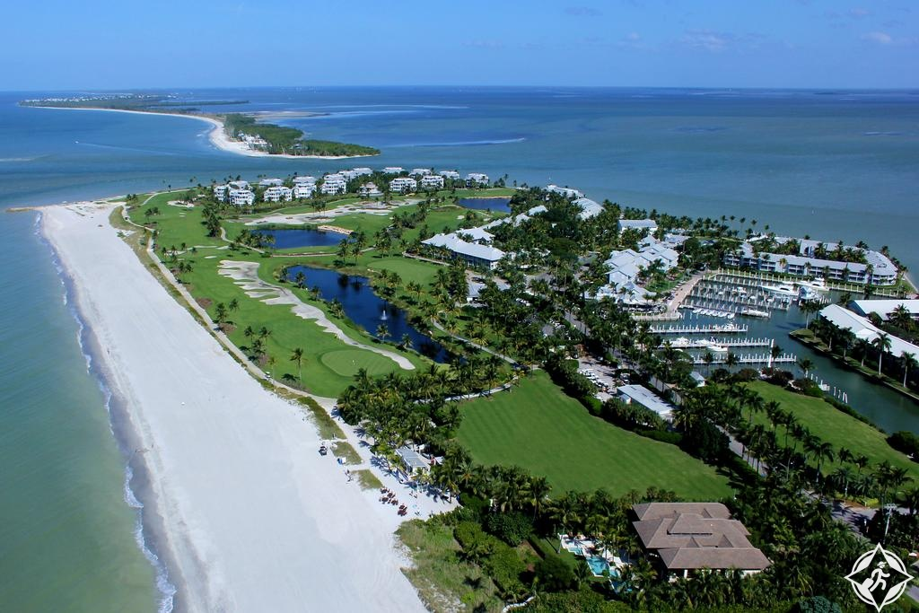 الفنادق في فلوريدا - منتجع جزيرة ساوث سيز