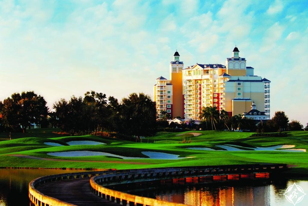 الفنادق في فلوريدا - منتجع ريونيون