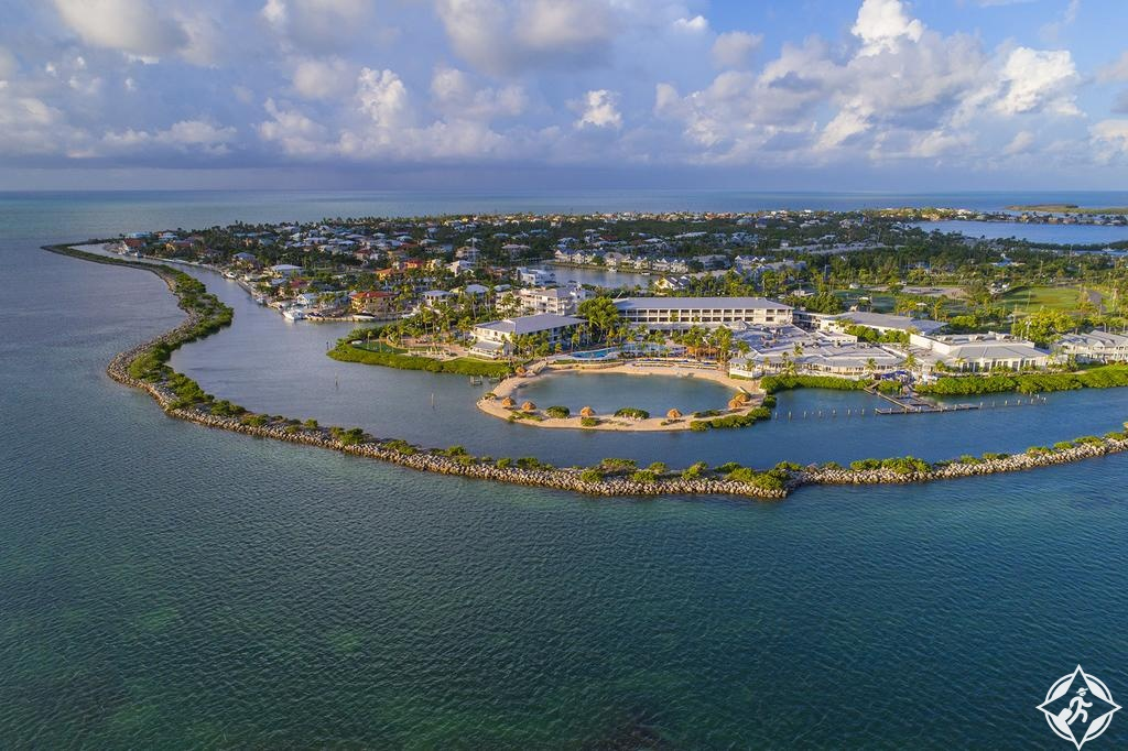 الفنادق في فلوريدا - منتجع هوك كاي