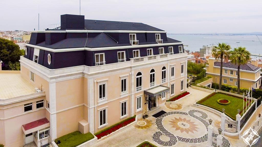 الفنادق في لشبونة - أوليسيبو لابا بالاس