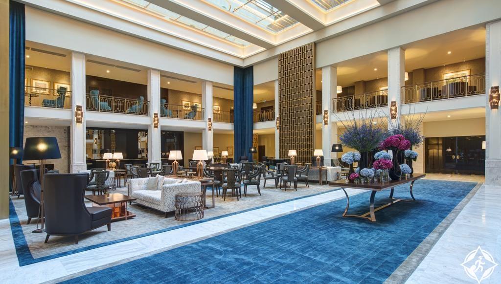 الفنادق في لشبونة - فندق تيفولي أفينيدا ليبرداد لشبونة