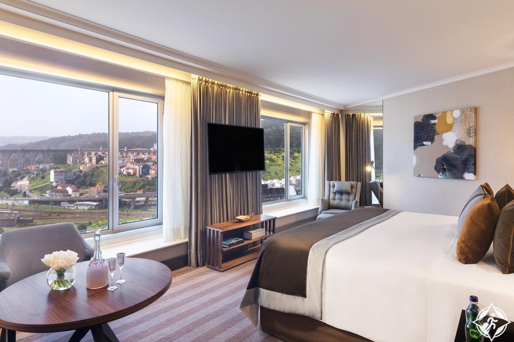 الفنادق في لشبونة - فندق كورينثيا ليسبون