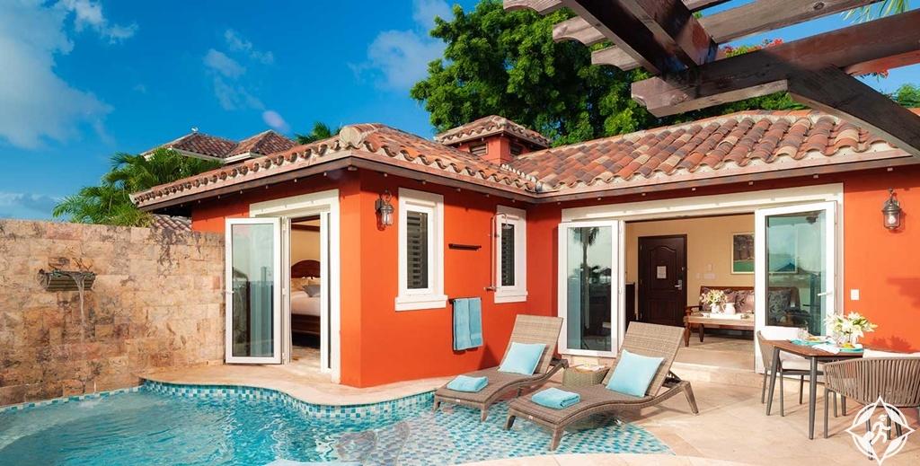 أماكن الإقامة في أنتيغوا - ساندلز جراندي أنتيغوا