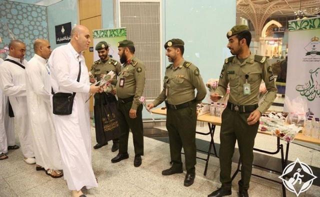 الخطوط السعودية تُودّع آخر فوج من ضيوف الرحمن 7