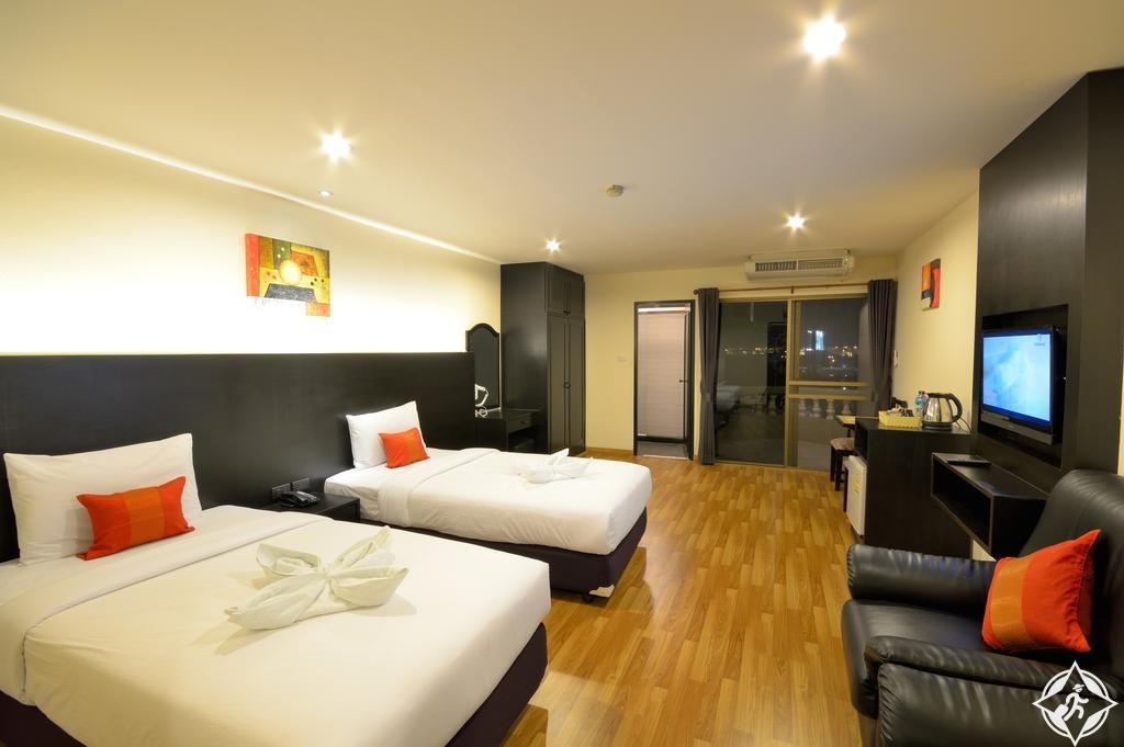 الفنادق الاقتصادية في بانكوك - بوس ريزيدنس